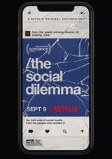 Das Dilemma mit den sozialen Medien - Poster