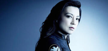 Mulans Stimme Ming-Na Wen in Agents of S.H.I.E.L.D