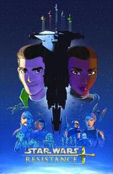 Star Wars Resistance - Staffel 2 - Poster