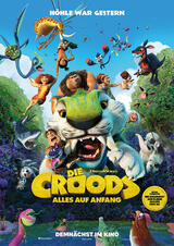 Die Croods - Alles auf Anfang - Poster