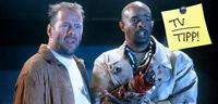 Bild zu:  Bruce Willis und Damon Wayans in Last Boy Scout