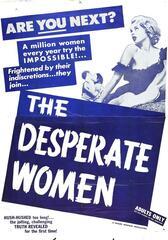 Verzweifelte Frauen