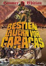 Bestien lauern vor Caracas - Poster
