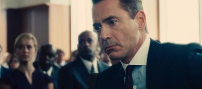 Robert Downey Jr. steht in The Judge sein größter Fall bevor.