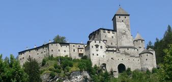 Burg Taufers alias Burg Schreckenstein