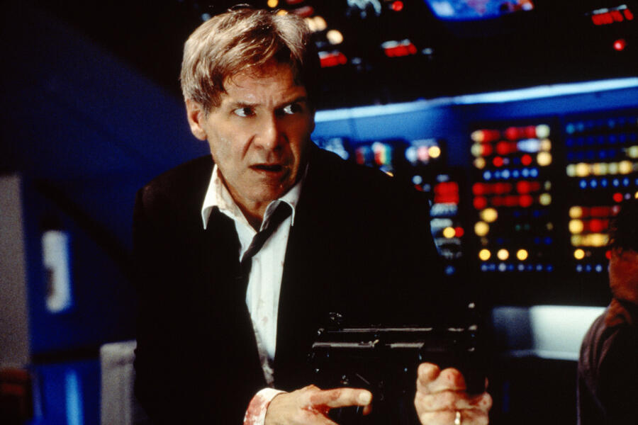 Air Force One mit Harrison Ford