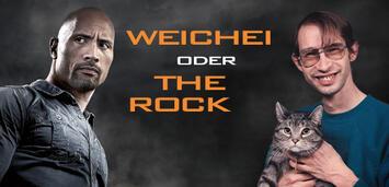 Bild zu:  Bist du hart wie The Rock?