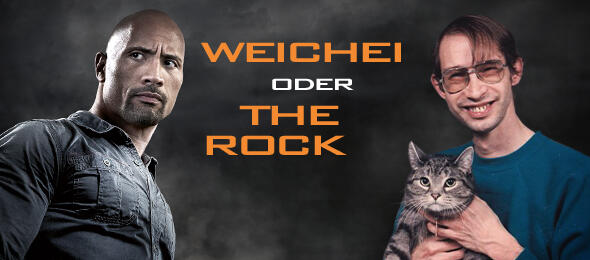 Bist du hart wie The Rock?