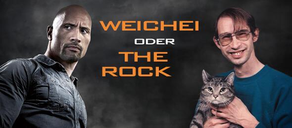 Bist du hart wie The Rock?