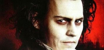 Bild zu:  Johnny Depp in Sweeney Todd