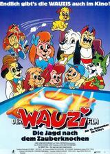 Der Wauzi-Film - Die Jagd nach dem Zauberknochen - Poster