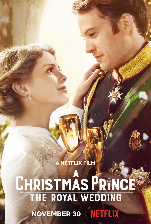 A Christmas Prince: The Royal Wedding | Film 2018 | moviepilot.de