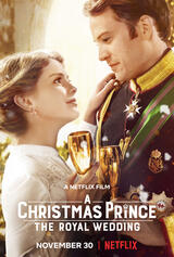 A Christmas Prince: The Royal Wedding - Poster
