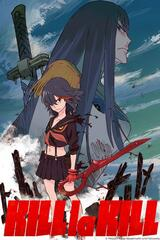Kill La Kill - Poster