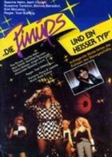 Die Pinups und ein heißer Typ - Poster