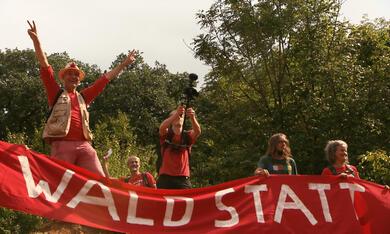 Die rote Linie - Vom Widerstand im Hambacher Forst - Bild 7