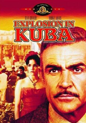 Explosion in Cuba