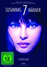 Susannas sieben Männer - Poster