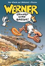 Werner - Gekotzt wird später Poster