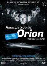 Raumpatrouille Orion - Rücksturz ins Kino Poster