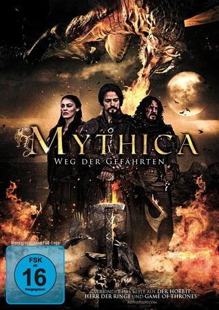 Mythica Weg Der Gefährten