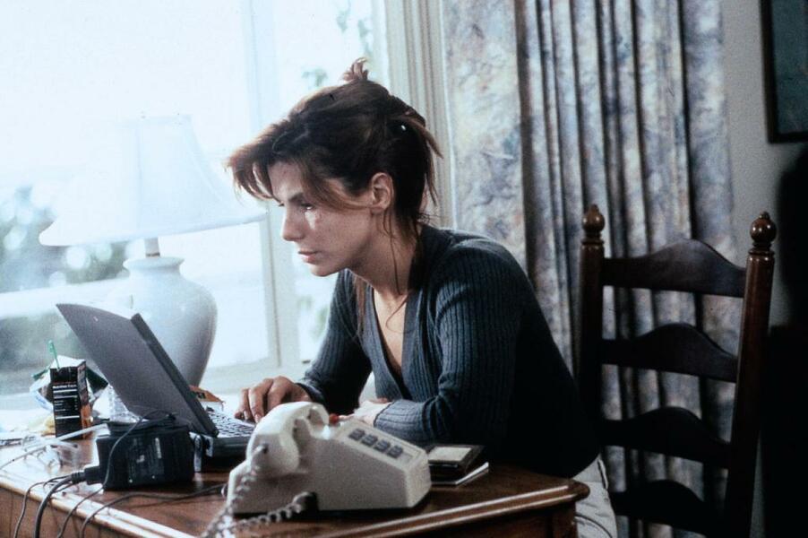 Das Netz mit Sandra Bullock