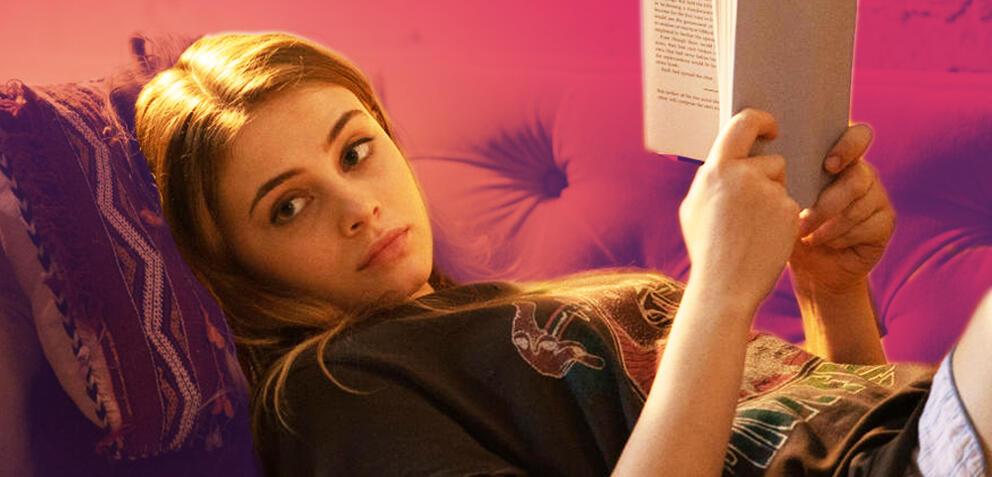 After Passion: Ein Cameo für Leseratten