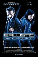 Ballistic: Ecks vs. Sever - Poster