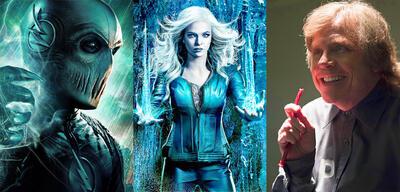 The Flash-Bösewicht Zoom, Killer Frost und Trickster