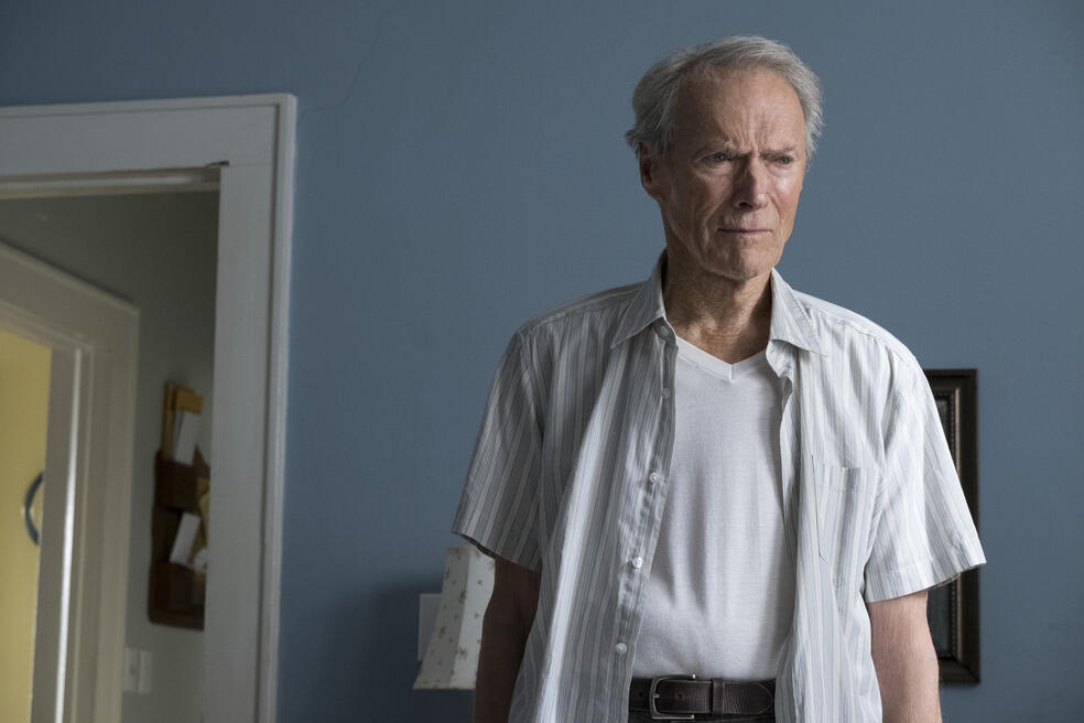 The Mule mit Clint Eastwood