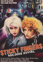 Sticky Fingers - 900.000$ zuviel