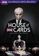 House of Cards - Um Kopf und Krone - Poster