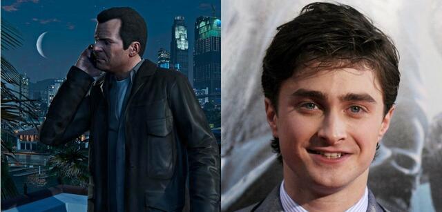 GTA V/Daniel Radcliffe