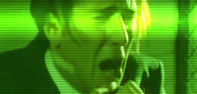 Nicolas Cage ist sichtlich bewegt