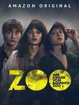 Wir Kinder vom Bahnhof Zoo - Poster