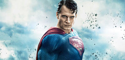 Henry Cavill als Superman in Justice League
