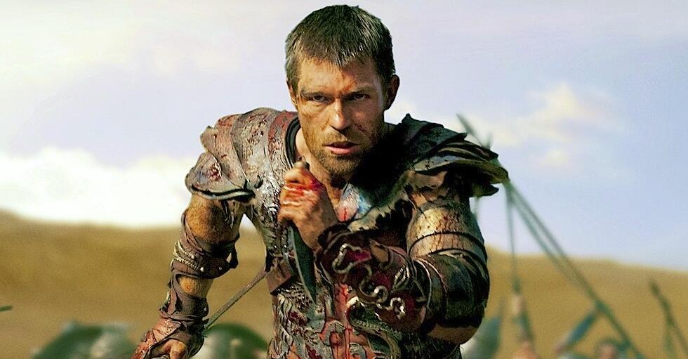 Spartacus Staffel 3