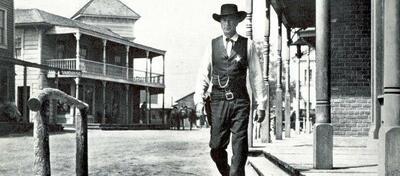 Gary Cooper in Zwölf Uhr mittags