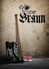 Familie Braun - Poster
