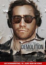Demolition - Poster