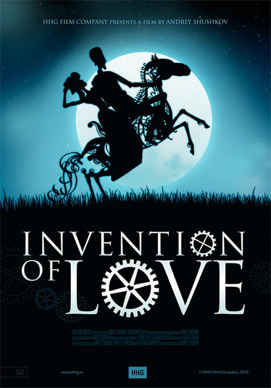 Invention of Love