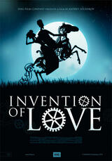 Invention of Love - Poster