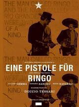 Eine Pistole für Ringo - Poster
