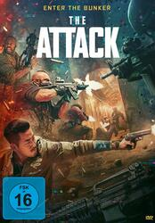 The Attack - Enter the Bunker Poster