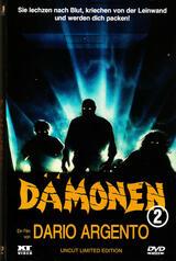 Dämonen 2 - Poster
