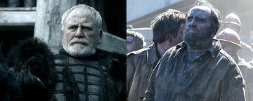 James Cosmo in Game of Thrones und Chernobyl