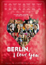 Berlin, I Love You - Poster
