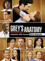 Grey's Anatomy - Staffel 5 - Poster