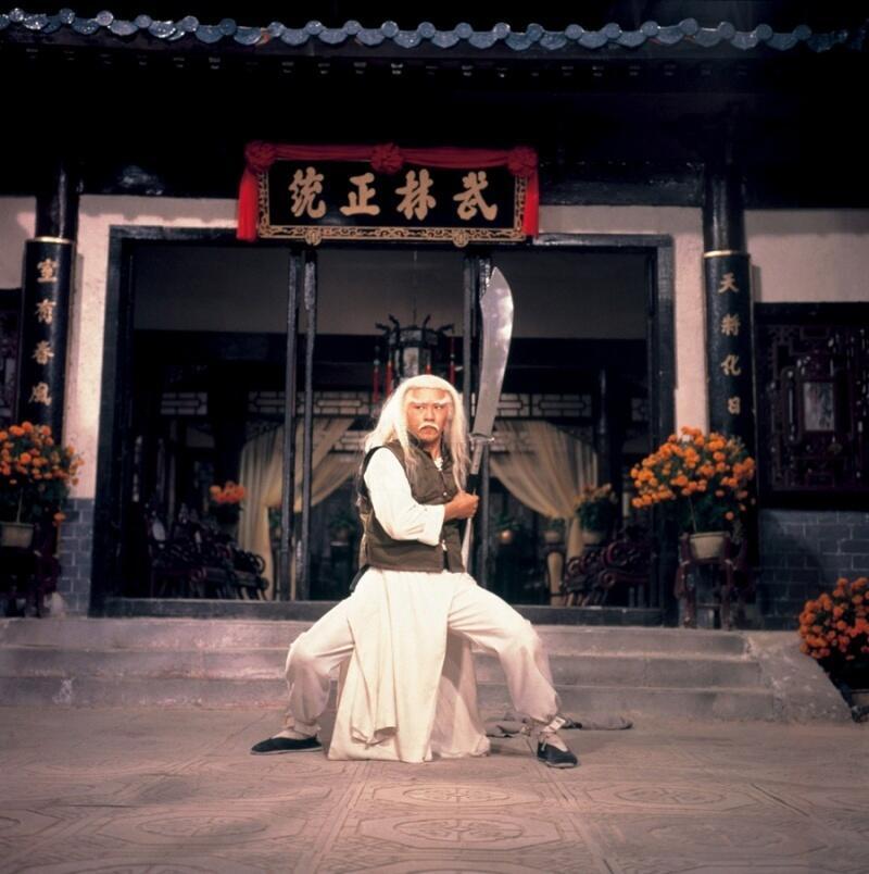 Der Shaolin Gigant