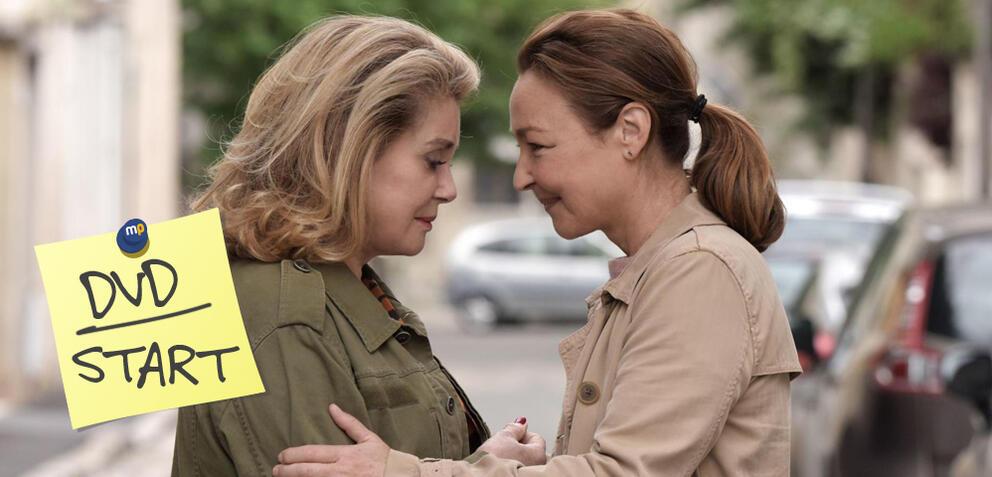 Bild zu Ein Kuss von Béatrice - Emotionales Drama mit Catherine Deneuve auf DVD & Bluray